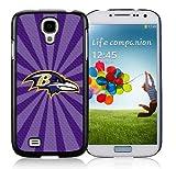 Baltimore Ravens 05 Samsung Galaxy S4 I9500 Black Phone Case Cover_18531