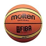 Molten Basket Ball - Orange/Beige, Si...