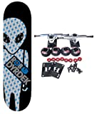 ROB DYRDEK FANTASY FACTORY SKATEBOARD Alien Workshop SOLDIER SILVER FOIL