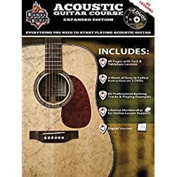House of Blues Acoustic Guitar Course