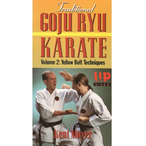 Goju Ryu Karate #2 VHS Moyer