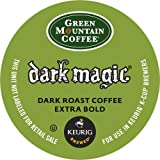 Keurig Green Mountain Coffee, Dark Magic (Extra Bold) K-Cup  Packs, 50-count