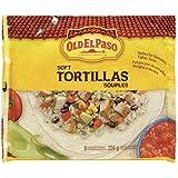 Old El Paso 334-Gram OEP Large Tortilla