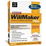 Quicken WillMaker Plus 2011 ~ Nolo Press