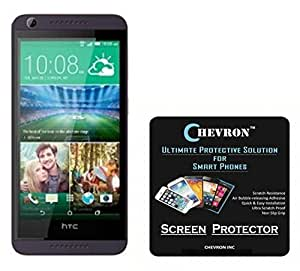 Chevron Scratch Resistant Screen Protector for HTC Desire 626