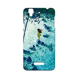 G-STAR Designer Printed Back case cover for Micromax Yu Yureka - G0183