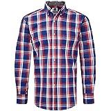 Charles Wilson Check Cotton Casual Shirt
