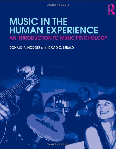 Music in the Human Experience: An Introduction to Music...