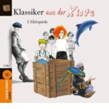 Klassiker aus der Kiste: Die Box enthält: Die Rote Zora und ihre Bande, Insel der blauen Delfine, Kai aus der...