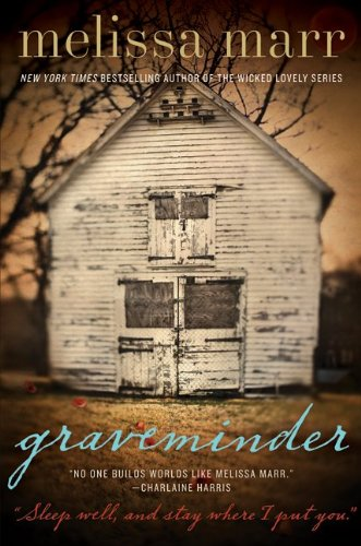 book cover of Graveminder by Melissa Marr