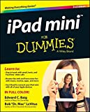 img - for iPad mini For Dummies (For Dummies (Computers)) book / textbook / text book