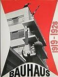Bauhaus, 1919-28