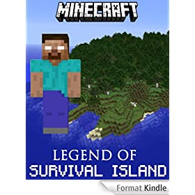 Legend of Survival Island: A Minecraft Novel Ft. Herobrine (Based on True Story)