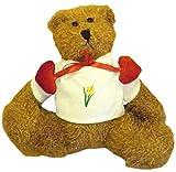 Teddy Bear with Daffodil image t-shirt