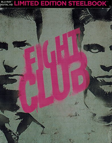 Fight Club Limited Edition Steelbook