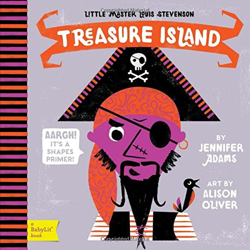 Little Master Louis Stevenson: Treasure Island