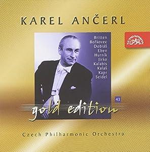 Ancerl Gold Edition 43-46 & 43