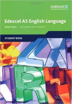 Edexcel english language a2 coursework