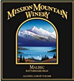 2008 Mission Mountain Winery Malbec 750 mL