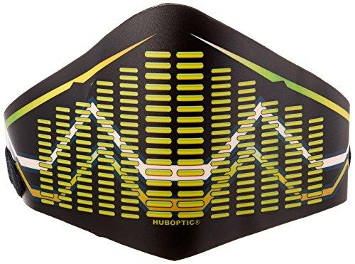HUBOPTIC HUB-M0031 EQ CURVE DJ LED Light Up Mask
