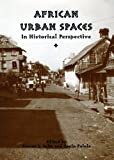 img - for African Urban Spaces in Historical Perspective (Rochester Studies in African History and the Diaspora) book / textbook / text book