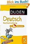 Duden - Deutsch in 15 Minuten - Recht...