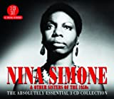 The Absolutely Essential 3CD Collection Nina Simone & Other Sisters Of The 1950's