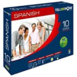 TELL ME MORE Spanish v10 10 levels (PC DVD)by TELL ME MORE