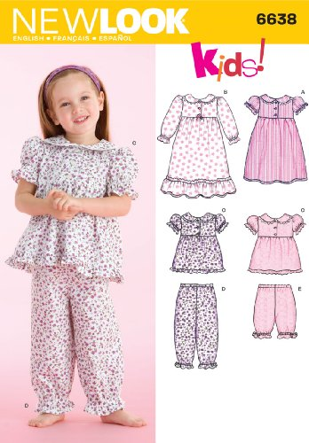Toddler Clothes Patterns