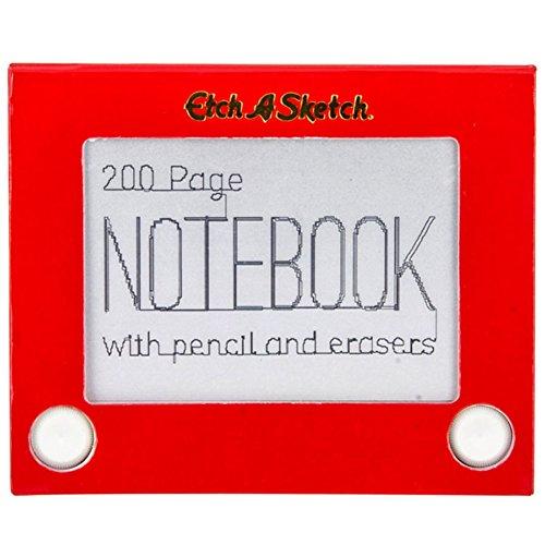 oficial-etch-a-sketch-pad-cuaderno-escritura-con-el-lapiz-y-borradores