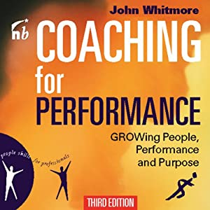Coaching for Performance Hörbuch