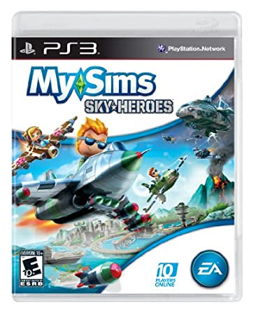 Electronic Arts-My Sims Sky Heroes