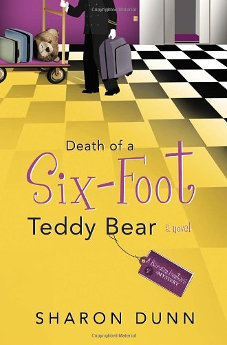 Image of Death of a Six-Foot Teddy Bear (Bargain Hunters Mysteries, No. 2)