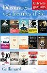 Extraits gratuits - Lectures d'�t� Ga...