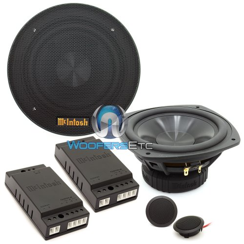 "MSS630 - McIntosh 6.5"" 2-Way Sound Quality Component System"