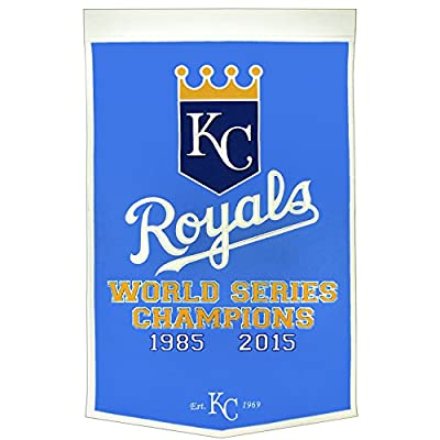 Winning Streak Sports Winning Streak MLB Kansas City Royals Banner