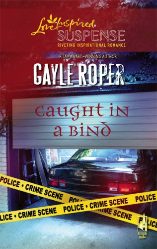 Image of Caught in a Bind (Amhearst Mystery Series #3) (Steeple Hill Love Inspired Suspense #58)