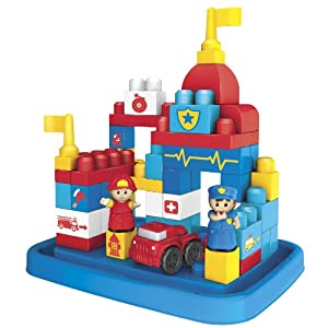 Megabloks Tub Town Medium Rescue Center