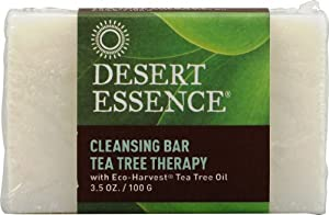 Therapy Bar Soap Desert Essence 3.5 oz Bar