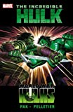 Paul Pelletier Greg Pak Incredible Hulk - Volume 3: World War Hulks (Hulk (Hardcover Marvel))