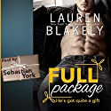Full Package Hörbuch von Lauren Blakely Gesprochen von: Sebastian York
