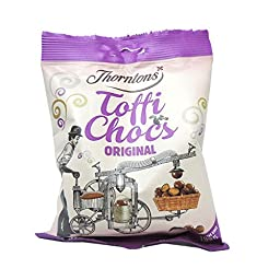 Thorntons Original Toffee Chocs Bag 275G