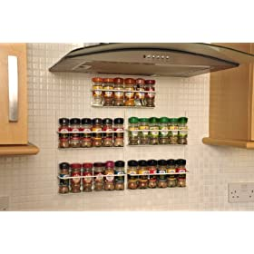 5 Way Spice Rack From the Avonstar Classic Range (Why Not Mix and Match Your Own Design)