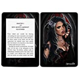 Diabloskinz Vinyl Adhesive Skin Decal Sticker for Amazon Kindle Paperwhite - Vampire Blood