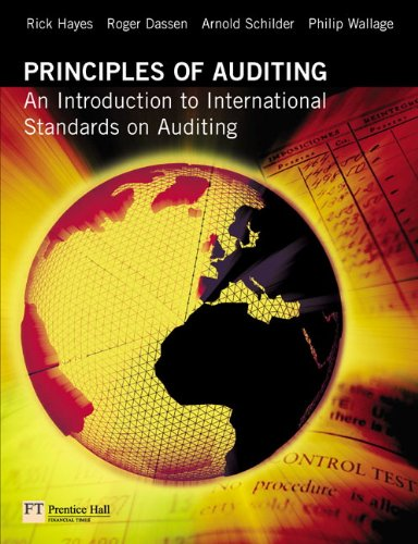 Principles of Auditing: An Introduction to International Standards on Auditing (2nd Edition)