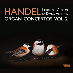 Organ Concert in F major HWV 295 - The Cuckoo and the Nightingale: Allegro (HWV 295_2)