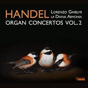 Handel a second set of concertos for the organ