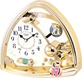 CITIZEN (シチズン) 置き時計 ファンタジーランド 4SG762-018