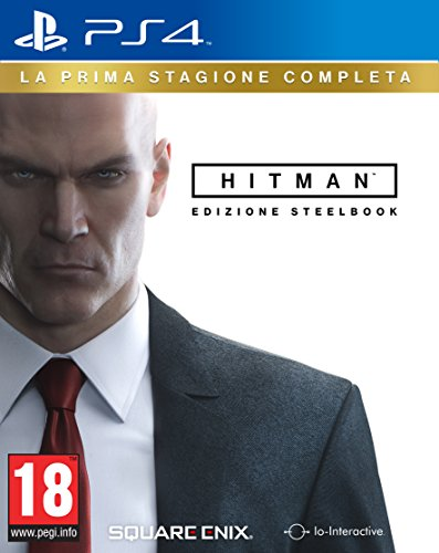 Hitman La Prima Stagione - Day-One Steelbook - PlayStation 4