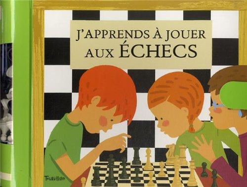 J'apprends à jouer aux échecs